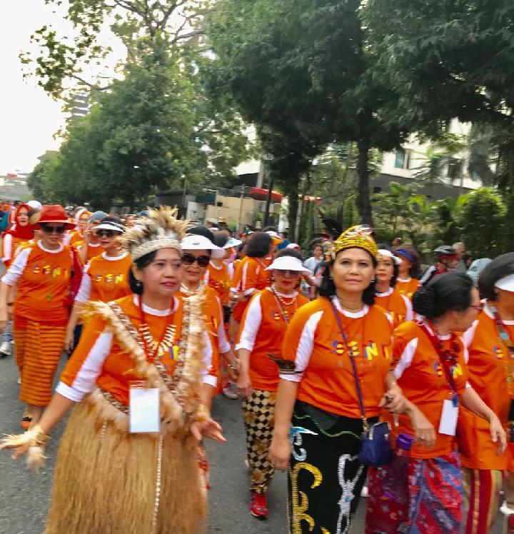 MSI Gelar Parade Seni dan Budaya 2019
