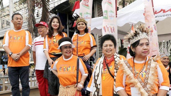 MSI Ajak Masyarakat 'Cinta Mati' Seni dan Budaya Indonesia