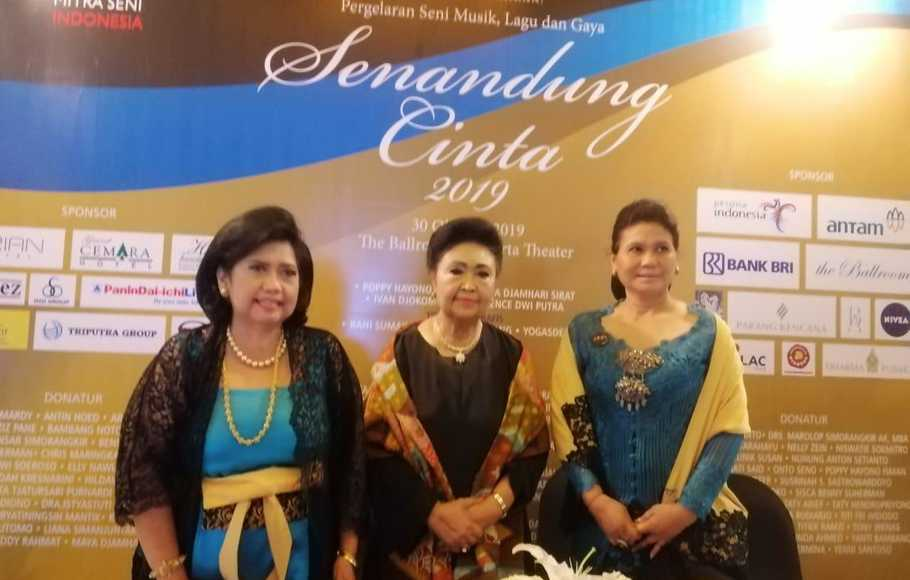 Mitra Seni Indonesia Gelar 'Senandung Cinta 2019' untuk Bantu Seniman Berprestasi